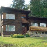 Birzes, viesu māja