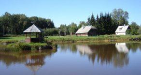 Dravnieki, brīvdienu māja